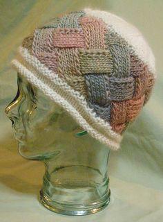 Ravelry: oldtownknitter's Idun Entrelac Hat