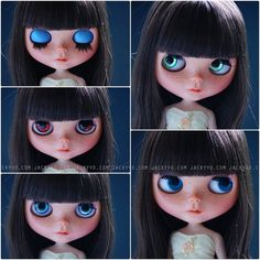 Blythe custom No24 by Jackyvo on Etsy