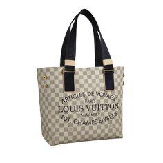 Louis Vuitton Women Cabas PM N41179   - Please Click picture to view ! discount 50% |  Price: $209.99  | More Top LV handbags cheap: http://www.2013cheaplouisvuittonpurses.com/damier-azur-canvas-shoulder-bags/