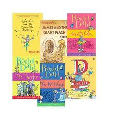 Roald Dahl books as a child and adult. http://smilingldsgirl.wordpress.com/2012/08/22/reading-dahl/