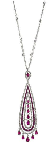 Gojee - Regina Cleopatra Necklace by Damiani