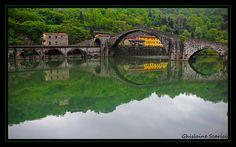 Le Pont du Diable - Lucca, Lucca