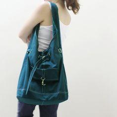 SALE  20% OFF STARZ in Dark Teal  / Handbags / Hobo / by Kinies