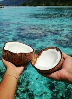 La paz tiene un sabor como el coco
