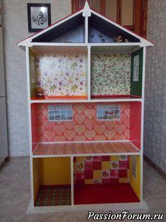 Домик для малышки