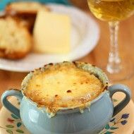 French Onion Soup from Famous & Barr in St. Louis, Missouri
