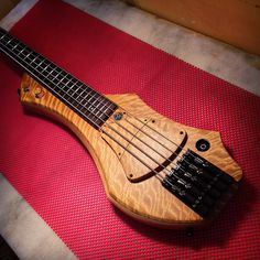 ECLECTIC by Turan Guitars