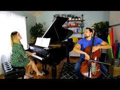 Martin Garrix & Bebe Rexha - In the Name of Love - Cello + Piano Cover (Brooklyn Duo) - YouTube