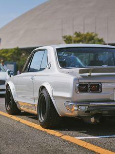 Vintage Skyline GT-R