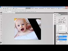 Photoshop CS5: Creating a Collage - YouTube