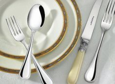 Antique - ELEGANT Cutlery/Flatware from Newbridge Silverware