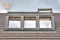 Dormers - construction of full dormer loft conversions - extensions and windows. Design and building plans, Planning Permission if required. Dormer Roof, Dormer Windows, Dormer Bungalow, Bungalow Extensions, Loft Bathroom, Roof Extension, Cottage Renovation, Loft Room, Attic Design