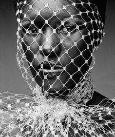 maisonarf:  Grace Jones    Another warm welcome to Lushlight - through rose colored glasses- go see