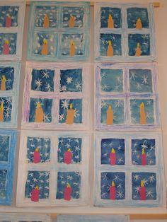 Talvi ikkunan takana 2 lk