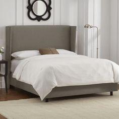 Skyline Furniture Wingback Bed | Wayfair $863.40 wingback bed