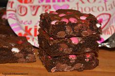 M & M Brownies