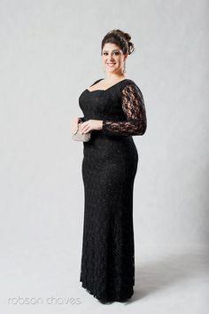 vestidos longos plus size para casamento - Pesquisa Google …