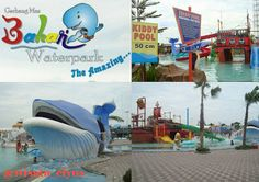 Wisata Tegal Air Gerbang Mas Bahari Waterpark