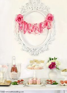Pretty #dessert_table