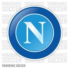 SSC Napoli Calcio Italy Vinyl Sticker Decal