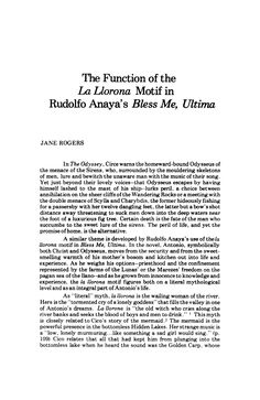"Page of The Function of the ""La Llorona"" Motif in Rudolfo Anaya's ""Bless Me, Ultima"" Sugar Skulls, Future Classroom, Pumpkins, Blessed, Teaching, La Llorona, Candy Skulls, Sugar Skull, Pumpkin"
