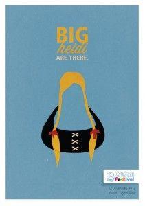 "Finalist / Campaign: ""Big Heidi are there"" / Creatives: Thomas Poitte & Benjamin Lepoutre / Agency: MRM Paris"