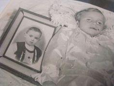 Il Libro dei Morti: Il Collezionista di Bambini che collezionò oltre 100 foto di bambini morti prematuramente |