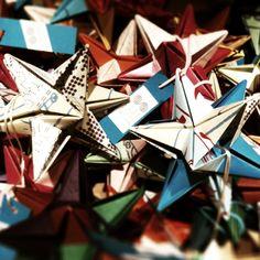 Origami @ Papelera Palermo --Buenos Aires