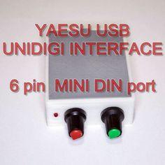 Yaesu-Digi-Interface-with-PTT-PSK-PSK31-FT8-SSTV-FT-100-817-857-897-450-950