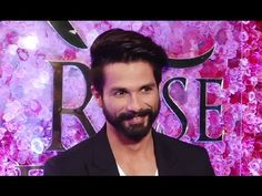 Shahid Kapoor looks DAPPER at Lux Golden Rose Awards 2016.