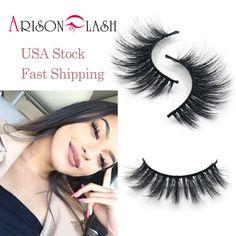 8cc416a0390 Natural Looking Eyelash Extensions, False Eyelashes, 3d Mink Lashes, Longer  Eyelashes, Makeup