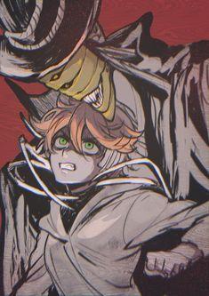 Yakusoku no Neverland (The Promised Neverland) Image - Zerochan Anime Image Board Fanarts Anime, Manga Anime, Anime Art, Noragami, Moon Art, Neverland, Doujinshi, Traditional Art, Webtoon