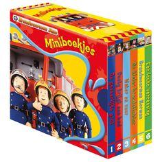 Miniboekjes Brandweerman Sam | Intertoys