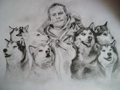 Eight Below--I don't like how they did Jerry but the dogs are amazing!