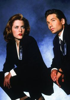 The x-files Will always love this show