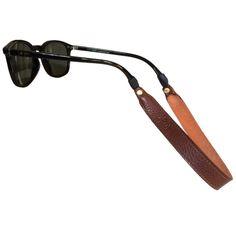 Leather Sunglass Strap Chestnut
