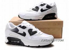 http://www.jordanbuy.com/2016-nike-air-max-90-mens-shoes-white-black-online.html 2016 NIKE AIR MAX 90 MENS SHOES WHITE BLACK ONLINE Only $85.00 , Free Shipping!
