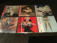 Madonna Japan LP replica