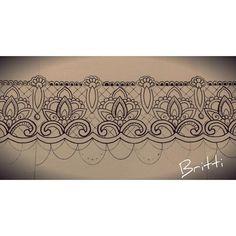 ideas about Lace Garter Tattoos on Pinterest | Garter Tattoos Lace ...