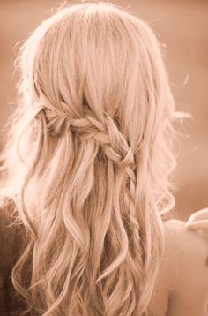 coiffure mariage boheme - Recherche Google
