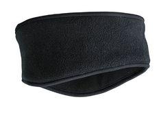 Myrtle Beach Uni Stirnband Thinsulate, black, One size, MB7929 bl
