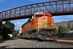 RailPictures.Net Photo: BNSF 9616 BNSF Railway EMD SD70MAC at San Luis Obispo, California by J.PO