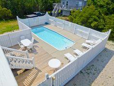 Private Pool Patio