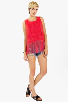 Arris Fashion - Coral Cruise Top, $45.00 (http://www.arrisfashion.com/coral-cruise-top/)