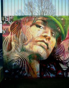 N4T4   Inspired by aboriginal artwork.