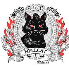 #kitschkitty! Hellcat from BitchinT's.