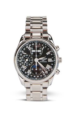 Timmermans Jewellers Longines Master Collection Gents Automatic Chronograph Watch $5,275