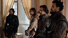 The Musketeers series 2 x 09