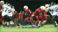 Friday night high school football scores from across Nebraska