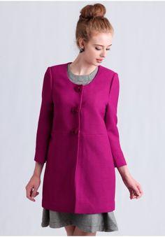Kathleen Coat By Darling UK   Modern Vintage New Arrivals